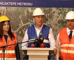 Kadir Topbaştan metro müjdesi!