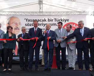 AK Parti yaptı Kılıçdaroğlu açtı