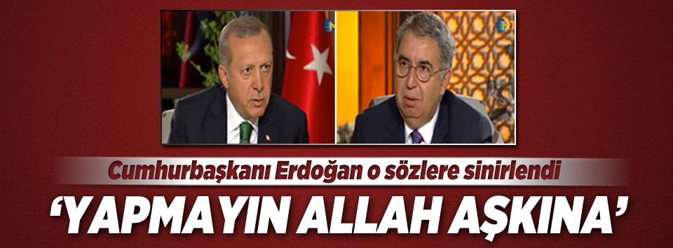 Erdoğandan Oğuz Haksevere tepki