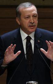 Erdoğanı 5 yıllığına bize verin dünya lideri olalım