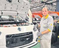 Renaultda işbaşı