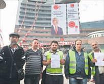 CHPliler işçileri dövdü