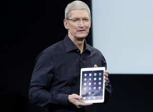 Apple, iPAD AIR 2'yi g�r�c�ye ��kartt�