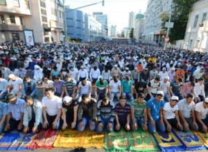 Dünyada ramazan bayramı