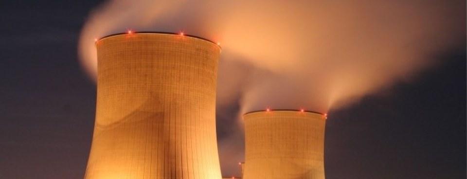 Dünyadaki nükleer santraller