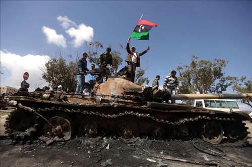 Libya'dan Son Fotoğraflar
