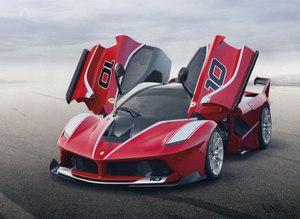 Ferrari'nin yeni bombası!
