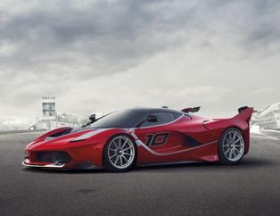 Ferrari'nin yeni bombas�!