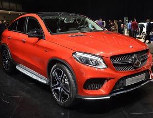 Mercedes'in yeni modeli T�rkiye'ye geliyor