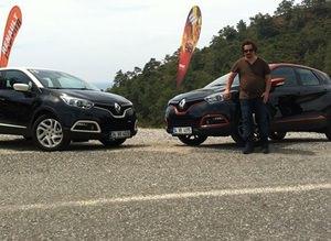 Renault Captur Türkiyede