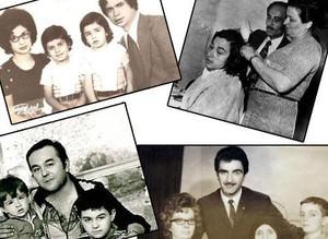Ünlülerin hiç görmediğiniz aile albümleri