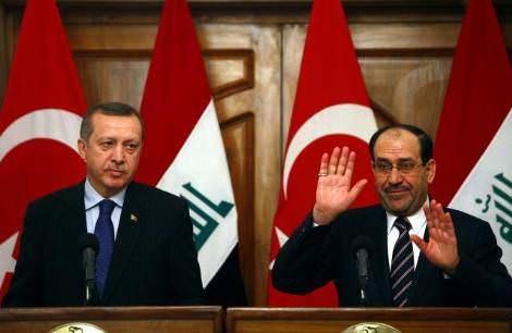 Recep Tayyip Erdoğan Irak'ı Ziyaret Etti