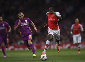 Arsenal - G.Saray maçı Twitter'ı salladı