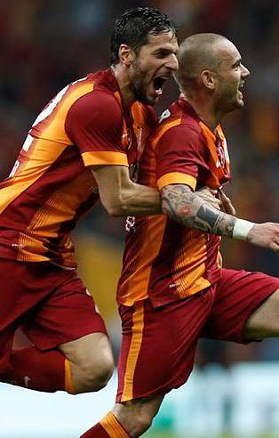 İşte derbi geyikleri! (Galatasaray 2-0 Beşiktaş)
