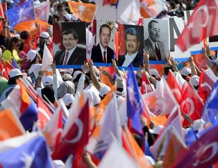 AK Parti'den büyük İstanbul mitingi