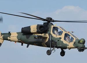ATAK helikopteri göreve haz�r