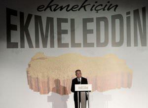 Ekmek �çin Ekmeleddin Slogan� Twitter'I Sallad�