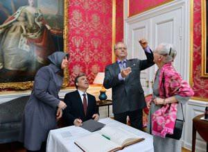 Foto�raflarla Cumhurba�kan� Gül'ün 7 y�l�
