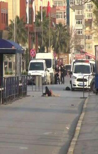 İstanbul Emniyet Müdürlüğüne saldırı