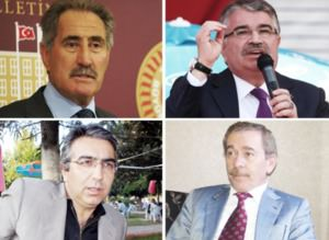 ��te bug�ne kadar AK Parti h�k�metinde g�rev alm�� 66 bakan!