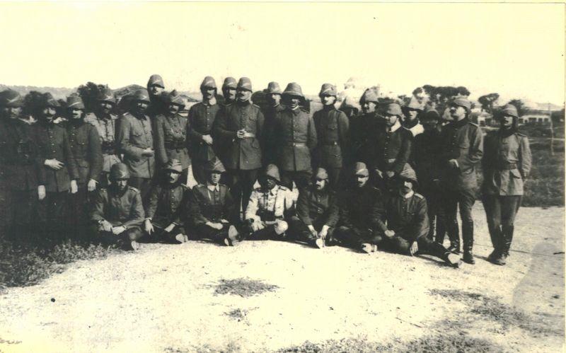 1. Dünya Sava��'n�n bilinmeyen foto�raflar�