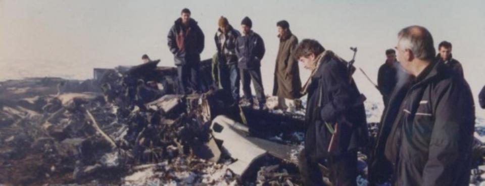 2002den bugüne  F-4 kazaları