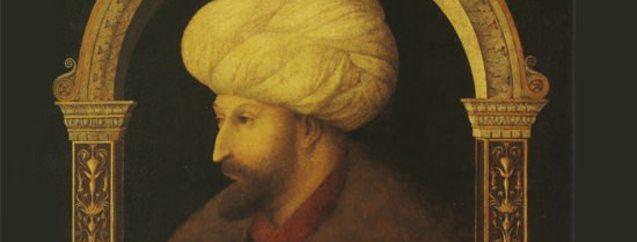 Fatih'in tablosundaki sır ortaya çıktı