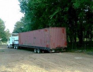 Hurda konteynerin inanılmaz değişimi