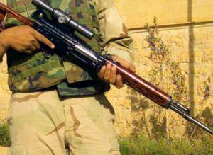 İşte Ölüm Saçan Sniper Tüfekleri