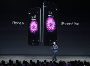 ��te yeni iPhone 6