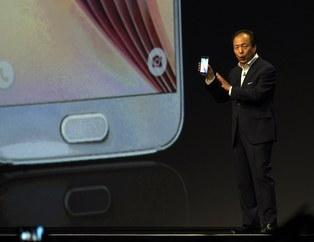 İşte Samsung'un yeni amiral gemisi: Galaxy S6