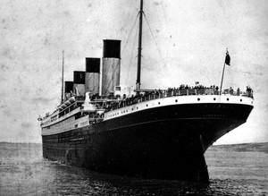 Titanic'in Görülmemi� Foto�raflar�
