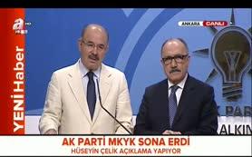 ��te AK Parti'nin yeni A Tak�m�!