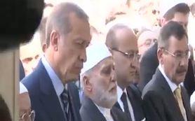 Cumhurba�kan� Hac� Gedikli'nin cenazesine kat�ld�