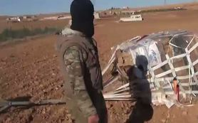 ABD'nin YPG'ye att��� mühimmat I��D'in eline geçti