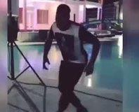 Didier Drogba'dan dans şov