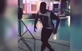 Didier Drogba'dan dans �ov