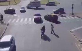 Trafik ak���na kurgu kat�l�rsa