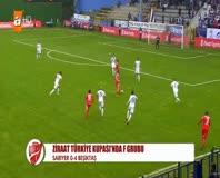 Sarıyer-Beşiktaş: 0-4!