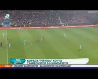 Trabzon-Manisa maç özeti!