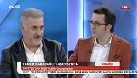Tamer Karadağlı: