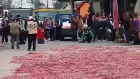 Binlerce çatapatı böyle patlattılar
