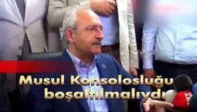 Kılıçdaroğlu'nun Süleyman Şah çelişkisi