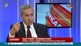 Bülent Arınç'tan DEAŞ'a operasyon açıklaması