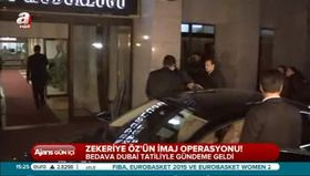 Zekeriya Öz'ün imaj operasyonu!