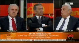 CHP'li aday CHP'yi bombaladı, sunucu şaşkına döndü