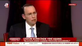 Davutoğlu: Babacan'ın istifası söz konusu değil