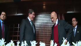 Başbakan Davutoğlu, Lizbon Merkez Camisi'ni ziyaret etti