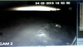 4 askerin şehit olduğu kaza kamerada