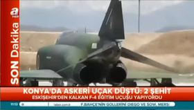 35 yılda 12 F-4 düştü